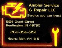 Ambler Service and Repair in Huntington