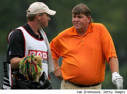Pink Pimpin: john daly weight loss